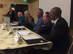 Interfaith Climate discussion